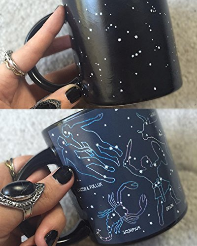 Heat Changing Constellation Coffee Mug 9