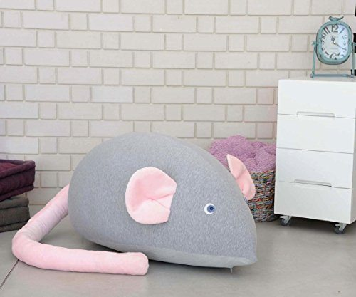Huge Mouse Baby Beanbag Pillow