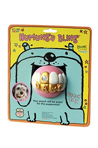 Rock Star Teeth Ball Toy for Dogs