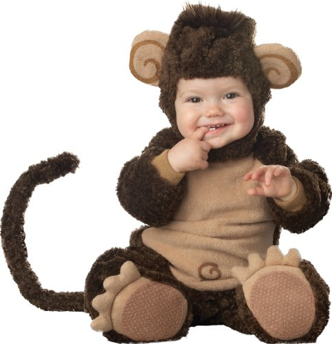 Baby Monkey Halloween Costume