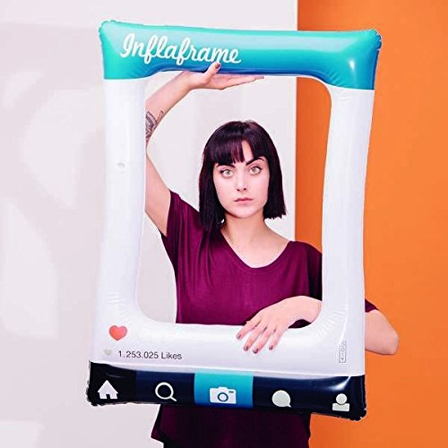 Inflaframe Photobooth Prop