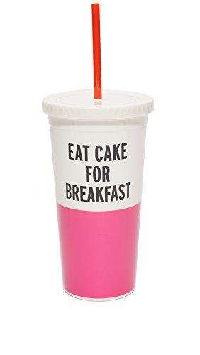 Eat Cake For Breakfast Tumbler