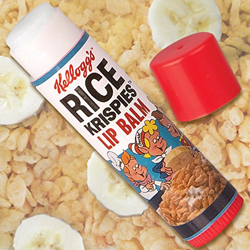 Kelloggs Retro Rice Krispies Lip Balm
