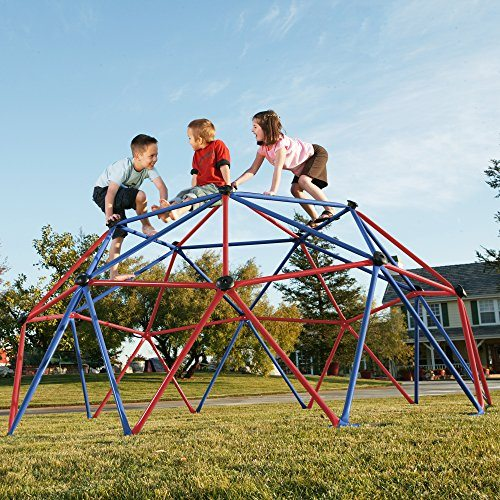Geometric Dome Climber Play Center