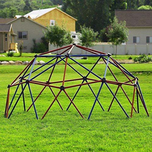 Geometric Dome Climber Play Center