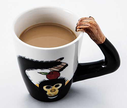 Funny Monkey Coffee Mug
