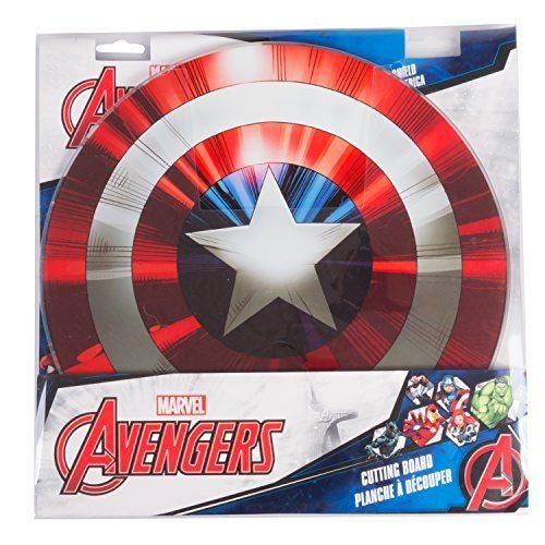 Captain America Shield Cutting Board