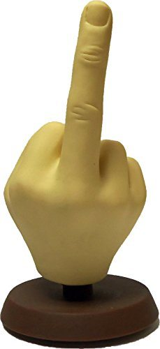 Middle Finger Statue