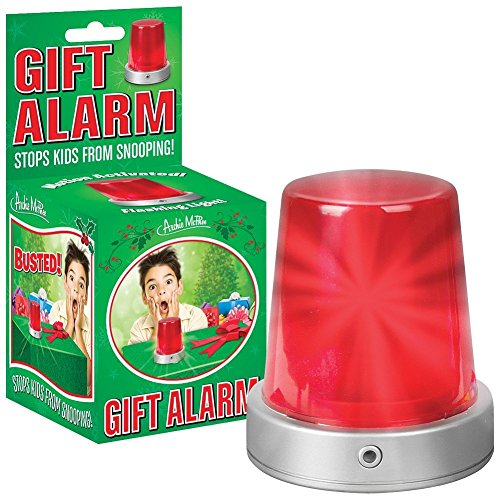 Motion Activated Gift Alarm