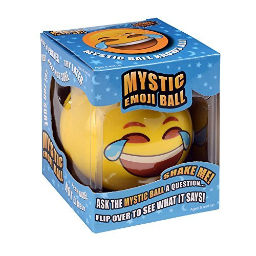 Mystic Emoji Ball