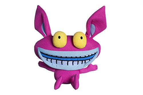 Nickelodeon Super Deformed Classic '90s Nick Toons Ickis Plush Figure