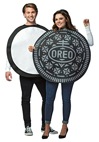 Oreo Couples Costume