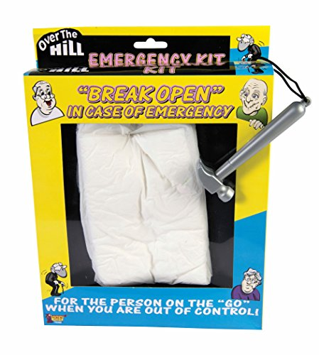 Over the Hill Emergency Underwear Kit