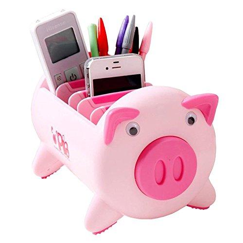 Pig Desktop Organizer