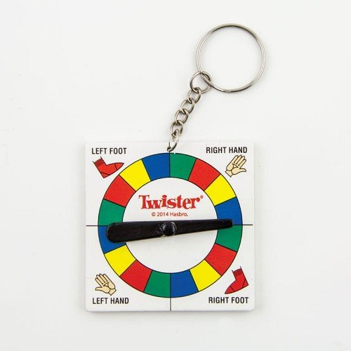 Twister Fleece Picnic Blanket