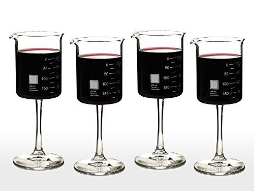 Beaker Wine Glasses