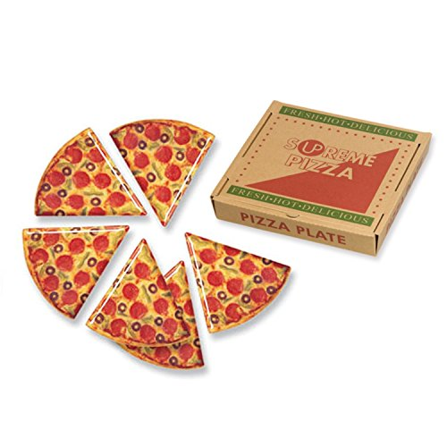 Pizza Slice Plates