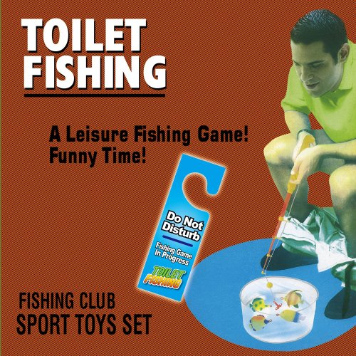 Potty Fishing Toilet Game