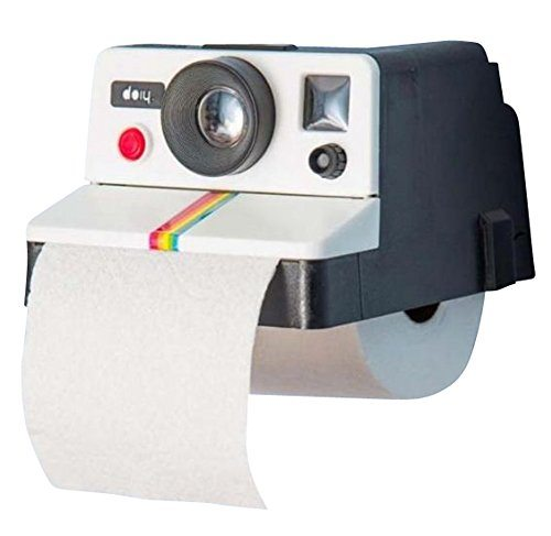 Retro Camera Shaped Toilet Paper Roll Cover