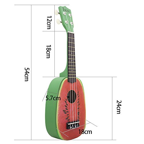 Watermelon Mini Guitar Ukulele