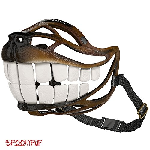 Big Smile Dog Muzzle