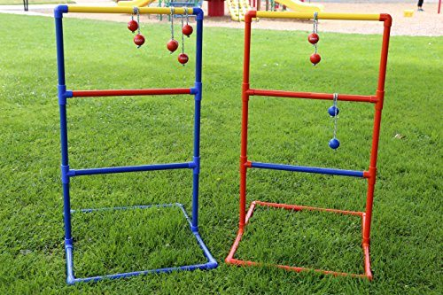 Ladder Ball Toss Game Set 4