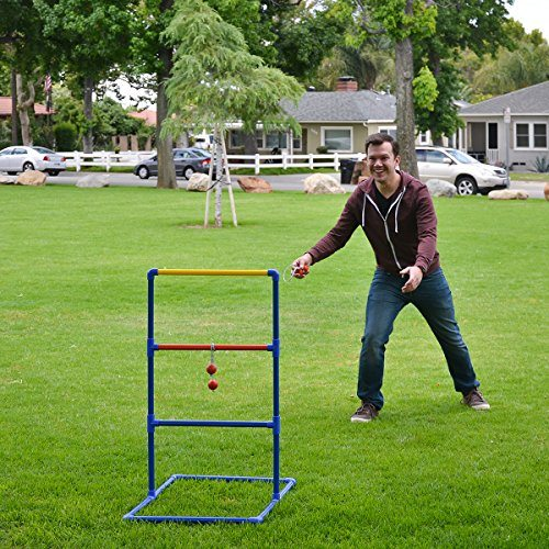 Ladder Ball Toss Game Set 6