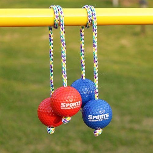 Ladder Ball Toss Game Set 7