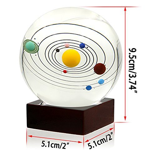 Solar System Crystal Ball 5