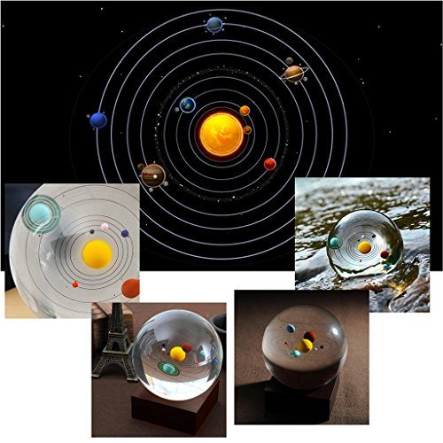 Solar System Crystal Ball 7