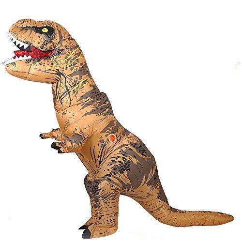 T-Rex Dinosaur Adult Inflatable Costume