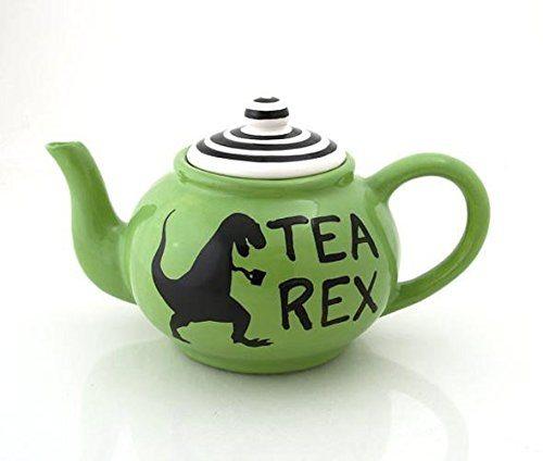 Tea Rex Dinosaur Teapot