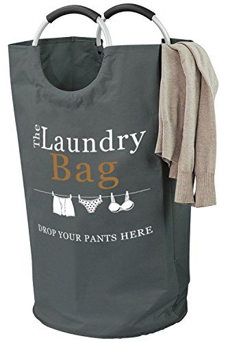 """Drop Your Pants Here"" Laundry Bag"