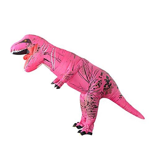 trex dinosaur inflatable costume cosplay halloween fancy