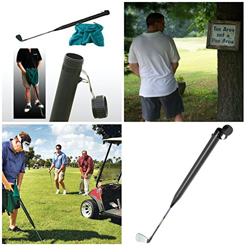 Tinkle Club Portable Golf Urinal