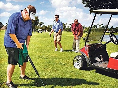 Tinkle Club Portable Golf Urinal