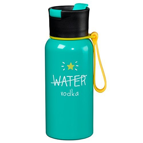Funny Vodka Water Bottle