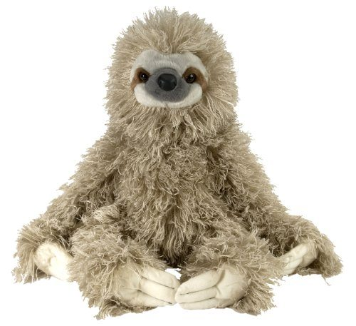 Three Toed Sloth Stuffed Animal