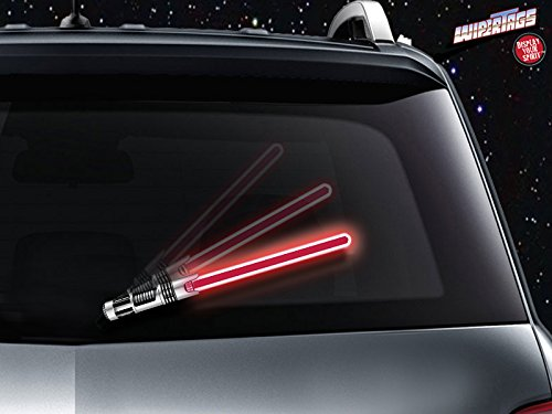 Reflective WipeSaber Wiper Covers