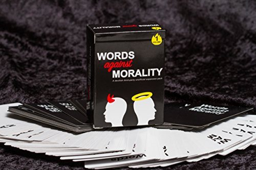Words Against Morality Four Pack 8