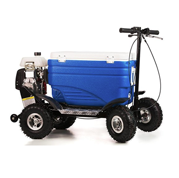 Crazy Cooler - Motorized Cooler