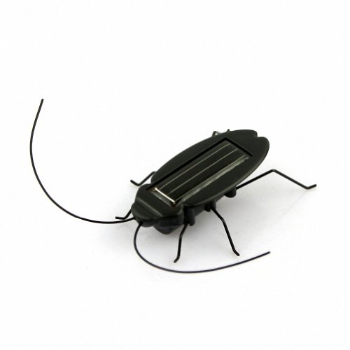Solar Powered Energy Cockroach