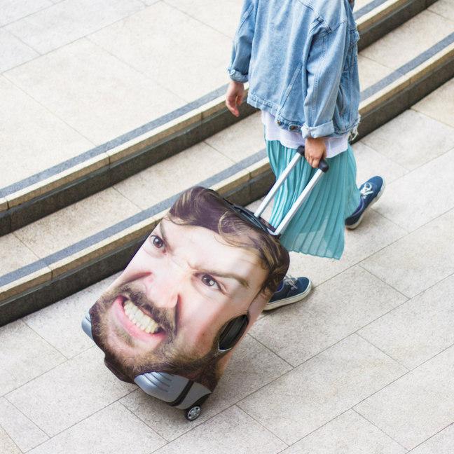 Head Case Suitcase