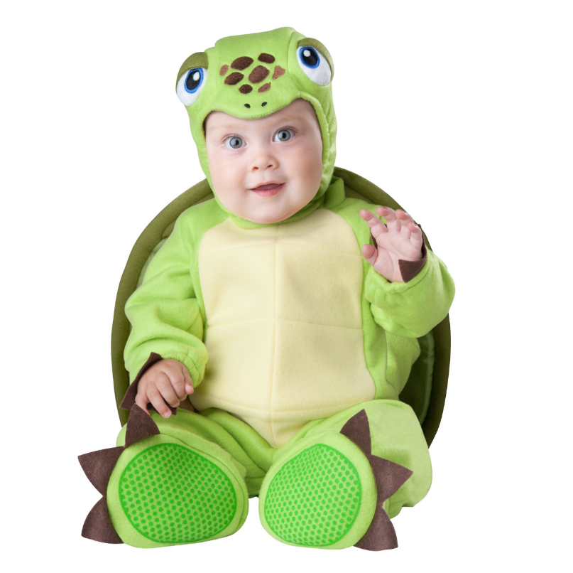 Tiny Turtle Baby Costume