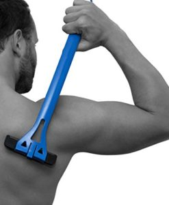 Back Hair Removal and Body Shaver