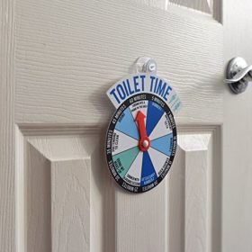 Bathroom-Door-Toilet-Time-Spinner-Sign-Let-The-World-Know-How-Long-Your-Going-To-Take-And-Why-0-1