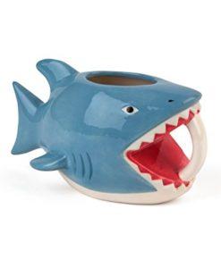 """""""Bite Me"""" Shark Coffee Mug"""