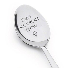 Dad's Ice Cream Plow Spoon