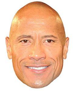 """Dwayne """"The Rock"""" Johnson Celebrity Mask"""