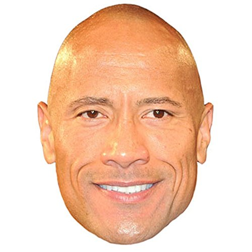 "Dwayne ""The Rock"" Johnson Celebrity Mask"